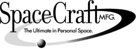 Spacecraft mfg logo